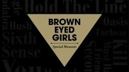 Brown Eyed Girls EP Cover