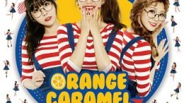 Orange Caramel 4th Single Cover