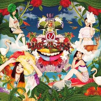Red Velvet Single Cover