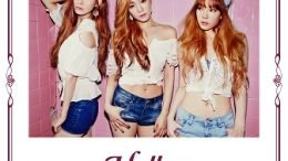 SNSD TTS 2nd mini-Album Cover