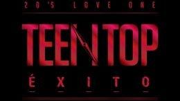 Teen Top EXITO EP Cover