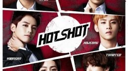 HOTSHOT Single Cover