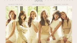 A Pink 5th mini-Album Cover