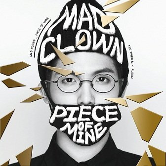 Mad Clown 3rd mini-Album Cover