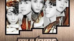 MYNAME 2nd mini-Album Cover