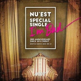 NU'EST 3rd Anniversary Special Single
