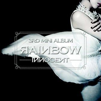 Rainbow 3rd mini-Album Cover