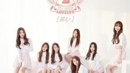 Lovelyz 1st Album Cover