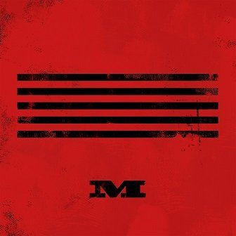 Big Bang M EP Cover
