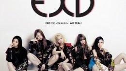 EXID 2nd mini-Album Cover