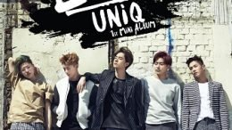 UNIQ 1st mini-Album Cover