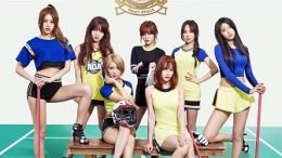 AOA 3rd mini-Album Cover