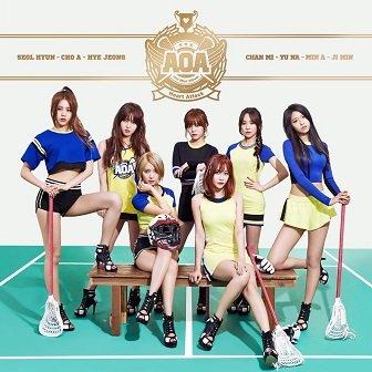 AOA 3rd mini-Album Cover