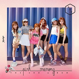 A Pink 2nd Album Cover