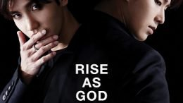 TVXQ Rise As God EP