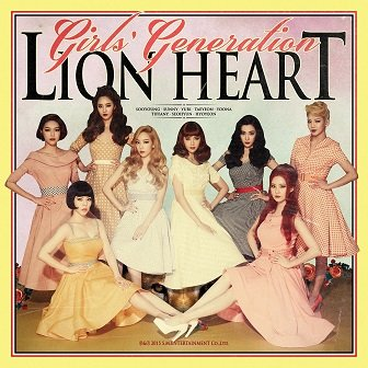 SNSD 5th mini-Album Cover