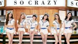 T-Ara 11th mini-Album Cover
