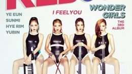 Wonder Girls 3rd Album Cover