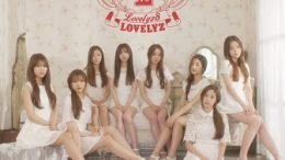 Lovelyz Single Cover