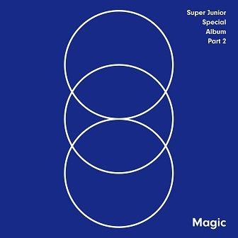 Super Junior Special Album Part 2 Cover