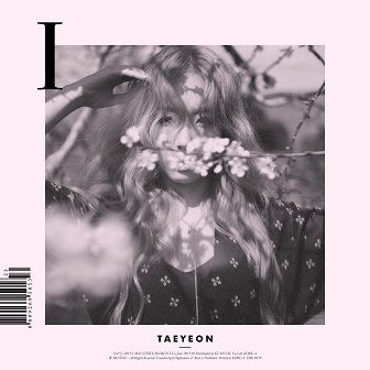 Taeyeon 1st mini-Album Cover