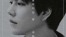 Kyuhyun Single Cover
