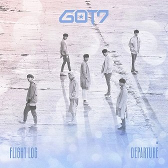 GOT7 Flight Log EP Cover