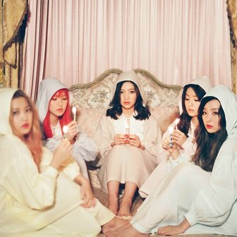 Red Velvet 2nd mini-Album Cover