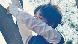 Yesung 1st mini-Album Cover