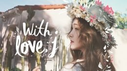 Jessica 1st mini-Album Cover