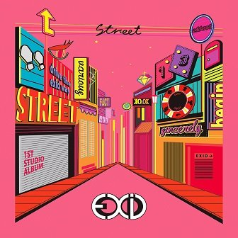 EXID 1st Studio Album