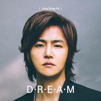 Jung Dong Ha Dream mini-Album Cover