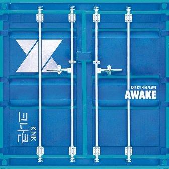 KNK 1st mini-Album Cover