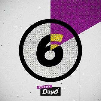DAY6 Single 2017 Cover