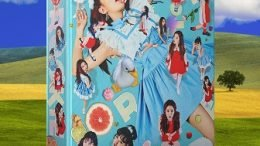 Red Velvet 4th mini-Album Cover