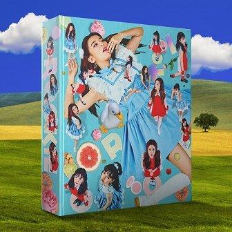 Red Velvet 4th mini-Album Cover