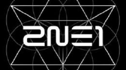 2NE1 Crush Album Cover