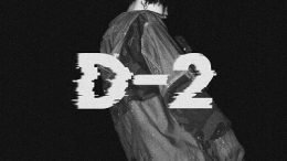 Agust D (BTS Suga) D-2 Mixtape Cover