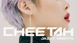 CHEETAH Jazzy Misfits Album Cover
