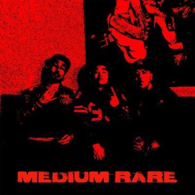Diamond Tree Medium Rare Album Cover
