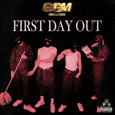 GGM First Day Out Album Cover
