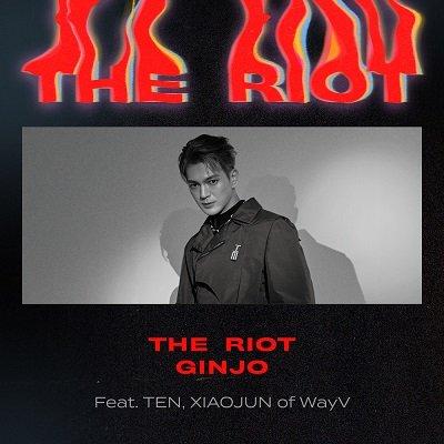 GINJO The Riot Cover
