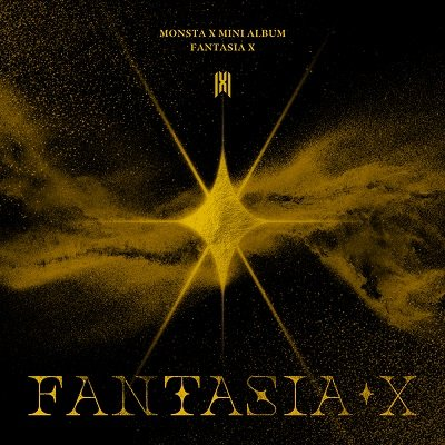 Monsta X Fantasia X 8th mini-Album