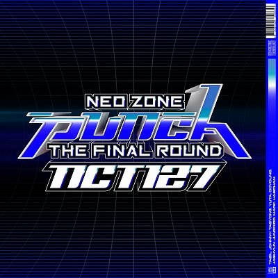NCT 127 NeoZone The Final Round 2nd Repackaged Album Cover