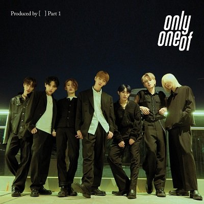 OnlyOneOf Produced by [ ] Part 1 Album Cover
