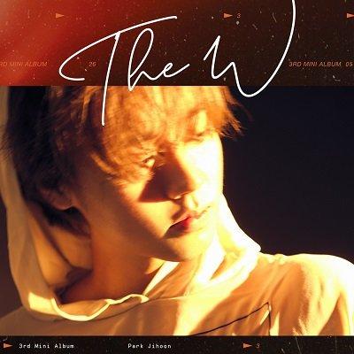 Park Ji Hoon The W Album Cover