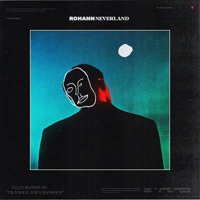 Rohann NEVERLAND Album Cover