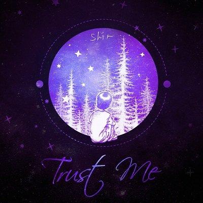 Shin Won Ho Trust Me Single Cover