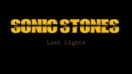 SONIC STONES Lost Light Single Cover