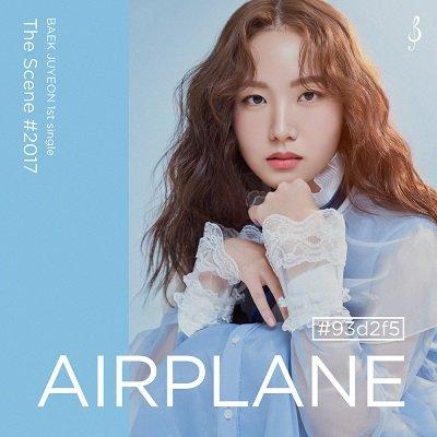 Baek Juyeon Airplane Cover